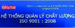 hệ thống sản xuất của Công ty đạt chứng chỉ ISO 9001:2008